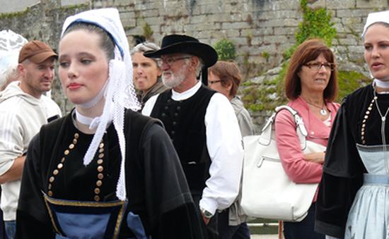 Ouessant - Đảo phụ nữ tại Pháp