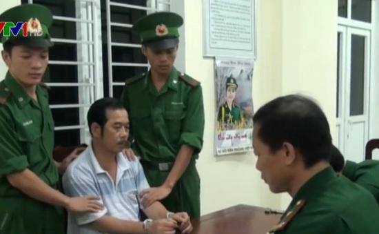 Hà Tĩnh: Bắt giữ đối tượng vận chuyển 4 bánh heroin qua biên giới
