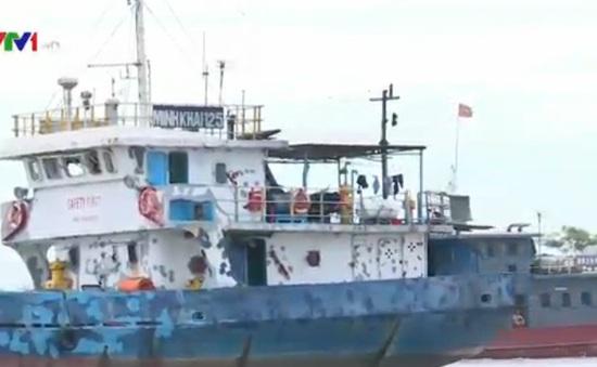 Tội phạm ma túy trên biển có chiều hướng gia tăng