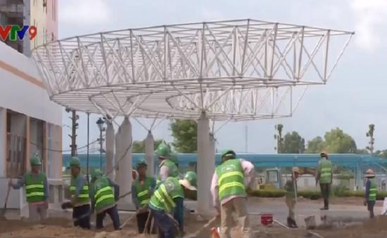 Hơn 450 tỷ đồng xây đường vào cơ sở mới Bệnh viện Nhi đồng TP.HCM