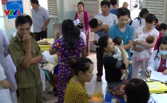 Hơn 50% ca mắc viêm phổi nhiễm từ bệnh viện