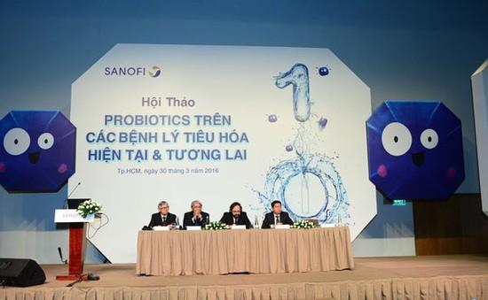 Sanofi tổ chức hội thảo chuyên đề bệnh tiêu hóa