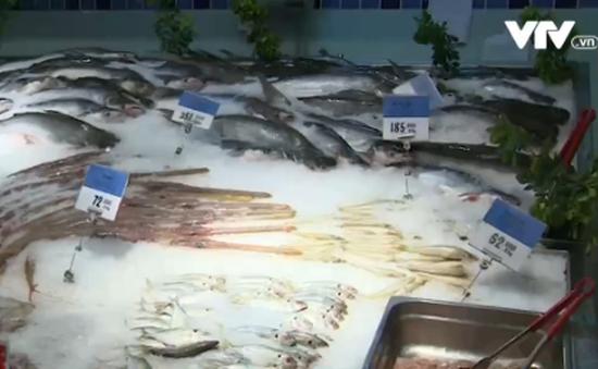 Siêu thị tích cực phân phối cá sạch từ miền Trung
