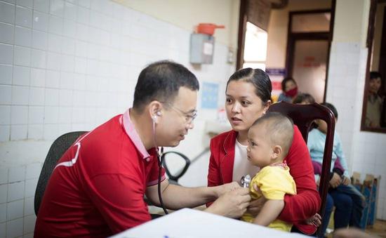 Gửi tin nhắn, trao cơ hội cho trẻ mắc bệnh tim bẩm sinh