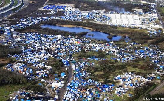 Khu trại tị nạn Calais sẽ bị giải tỏa vài ngày tới