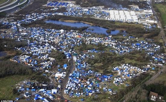 Pháp kêu gọi Anh có trách nhiệm với người tị nạn