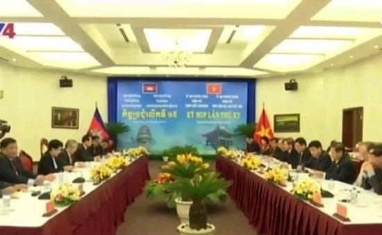 Việt Nam - Campuchia tiếp tục hợp tác tìm kiếm hài cốt liệt sĩ