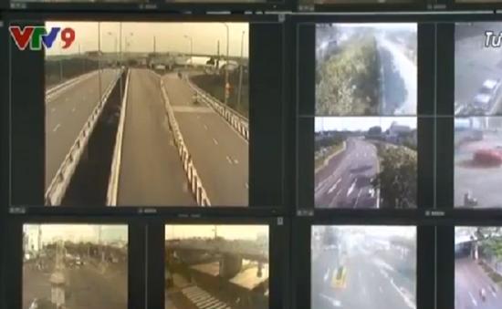 TP.HCM nhân rộng hệ thống camera chống ngập