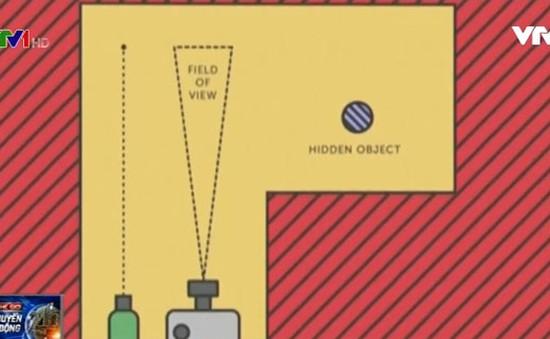 Camera xác định vật thể trong góc khuất