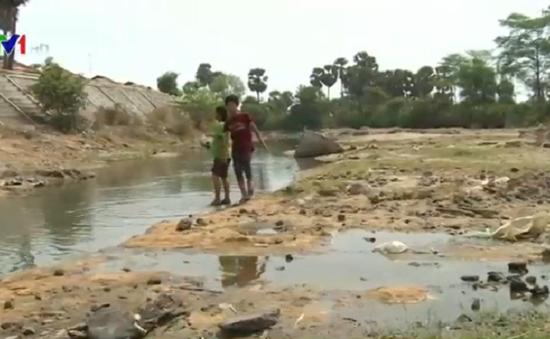 Biển hồ không còn khả năng  điều tiết nước sông Mekong