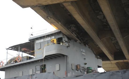 Hải Dương: Họp bàn phương án khắc phục vụ tàu thủy đâm cầu An Thái