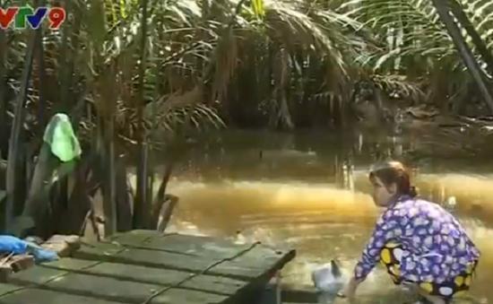 Người dân Cần Thơ mòn mỏi chờ nước sạch