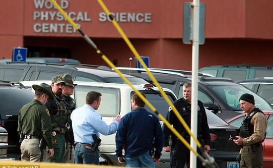 Tấn công bằng cung  tên tại Canada, 3 người thiệt mạng