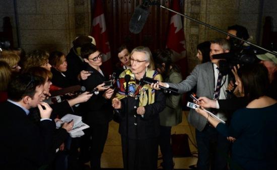 4.000 phụ nữ Canada mất tích trong 30 năm