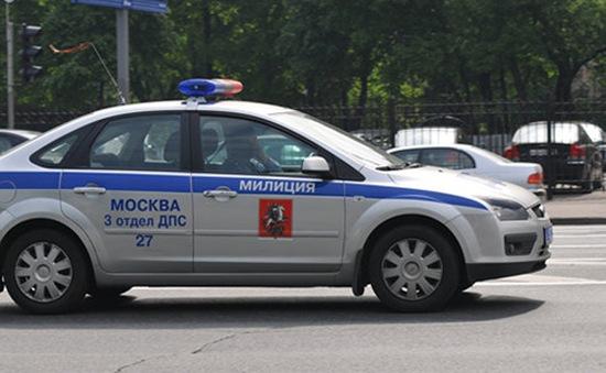 IS nhận tiến hành vụ tấn công cảnh sát ở Nga