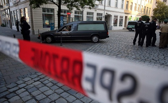 Đức xác định nghi phạm thực hiện vụ tấn công ở Ansbach