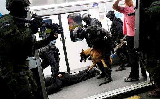 Mối lo an ninh tại Olympic Rio 2016