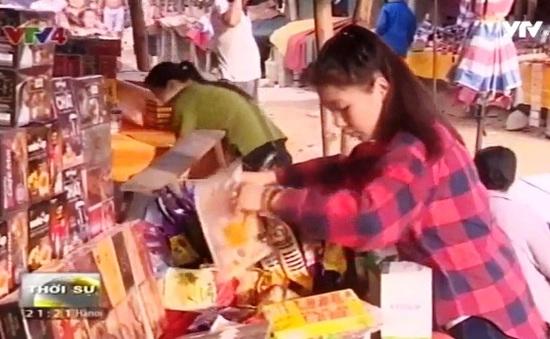 Chợ vùng biên - điểm giao lưu văn hóa Việt - Trung