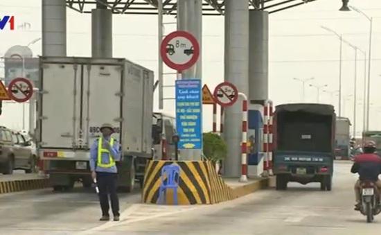 Bất cập phương án phân luồng Quốc lộ 1 Hà Nội - Bắc Ninh