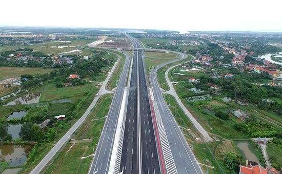 Cao tốc Hà Nội - Hải Phòng giảm phí