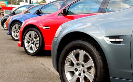 Chưa đầy 100 xe ô tô dưới 9 chỗ được nhập khẩu nguyên chiếc về Việt Nam
