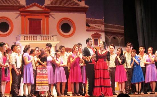 Công diễn vở opera Carmen phiên bản gốc tại TP.HCM
