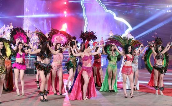 Xem lại Carnaval Hạ Long 2016: Sôi động, trẻ trung, rực rỡ sắc màu