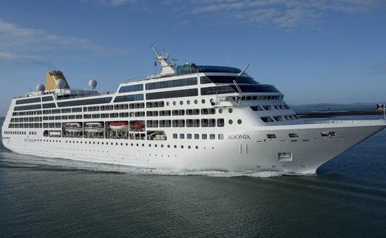 Du thuyền Mỹ đầu tiên đến Cuba sau hơn nửa thế kỷ