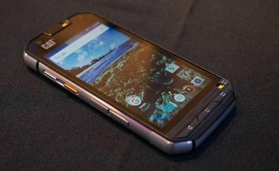 CAT S60 – Smartphone có camera nhiệt đầu tiên trên thế giới