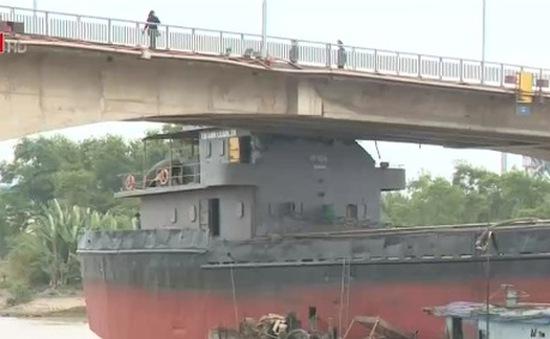 Sắp hoàn thành sửa chữa cầu An Thái, Hải Dương