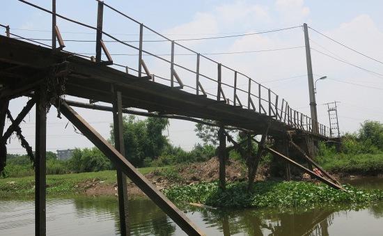 Hà Nội: Người dân phường Đồng Mai mong lắm một cây cầu