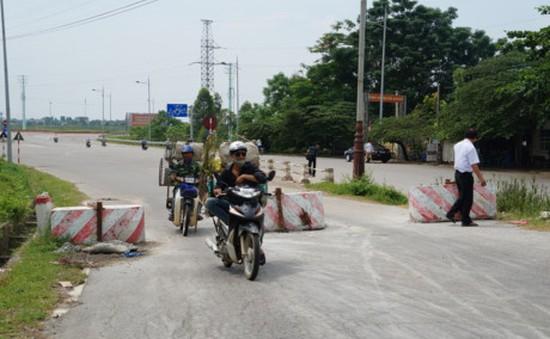 Lo ngại trước đề xuất thu phí cầu Việt Trì