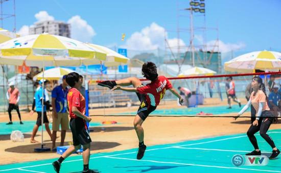 ABG 2016: ĐT đá cầu Việt Nam đem về 3 HCV trong ngày thi đấu thứ 2