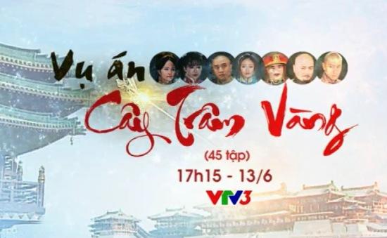 """Ly kỳ """"Vụ án cây trâm vàng"""" trên VTV3"""