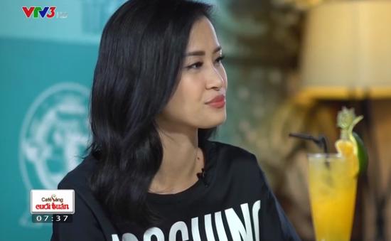 Café Sáng cuối tuần: Đông Nhi bật mí những điều đặc biệt trong liveshow đầu tiên