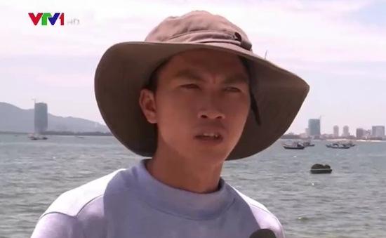 Chàng trai dũng cảm cứu 3 người trong vụ lật tàu trên sông Hàn