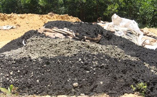 267 tấn chất thải của Formosa đang ở đâu?