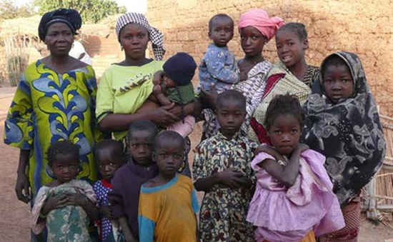 Hàng chục nghìn người có nguy cơ chết đói tại Tây Phi