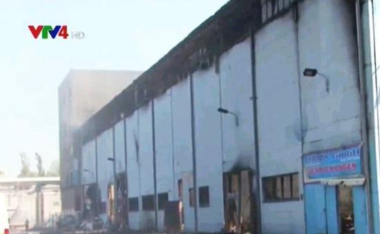 Vụ cháy Trung tâm Đồng Xuân: Cộng đồng người Việt tại Berlin chịu nhiều tổn thất
