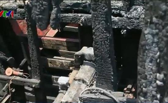 Bình Định: Gia tăng cháy nổ thiết bị điện công cộng