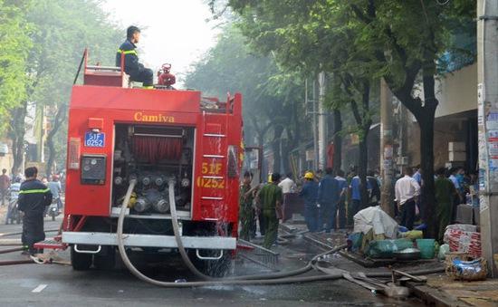 Kỹ năng thoát hiểm khi cháy nhà ống