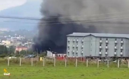 Cháy trại giam ở Ethiopia, 23 người thiệt mạng