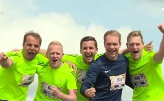 10.000 người tham gia chạy bộ giải Fisherman's Friend tại Đức