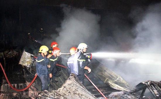 Năm 2015, cháy nổ gây thiệt hại trên 400 tỷ đồng tại TP.HCM