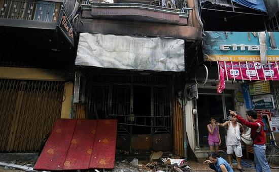 Vụ cháy ở TP.HCM: 3 nạn nhân bị thương đã được xuất viện