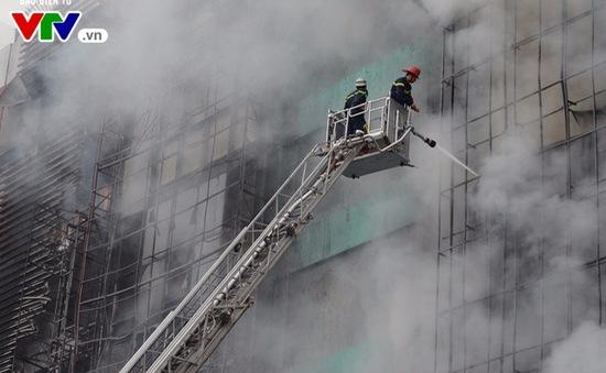 Năm 2016 - Năm của những vụ cháy nghiêm trọng