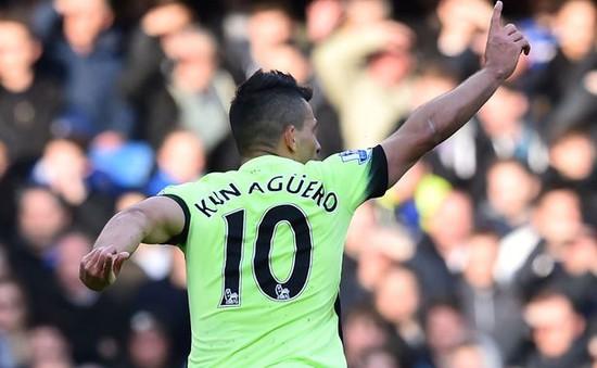 "Chelsea 0-3 Man City: Aguero ""nhấn chìm"" Stamford Bridge"