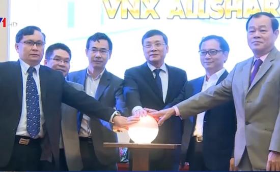 Chỉ số VNX Allshare sẽ chính thức triển khai từ 24/10