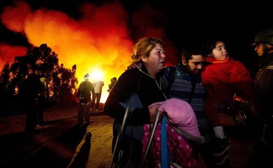 Mỹ: Cháy rừng tại Florida đe dọa 10.000 ngôi nhà