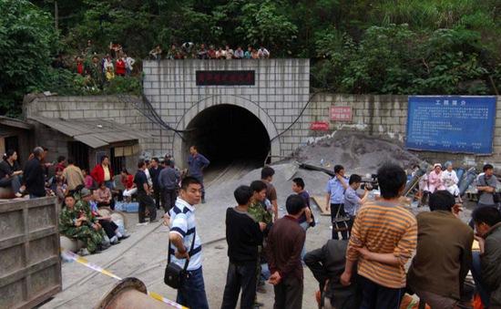 Nổ mỏ than ở Trung Quốc, ít nhất 15 công nhân thiệt mạng